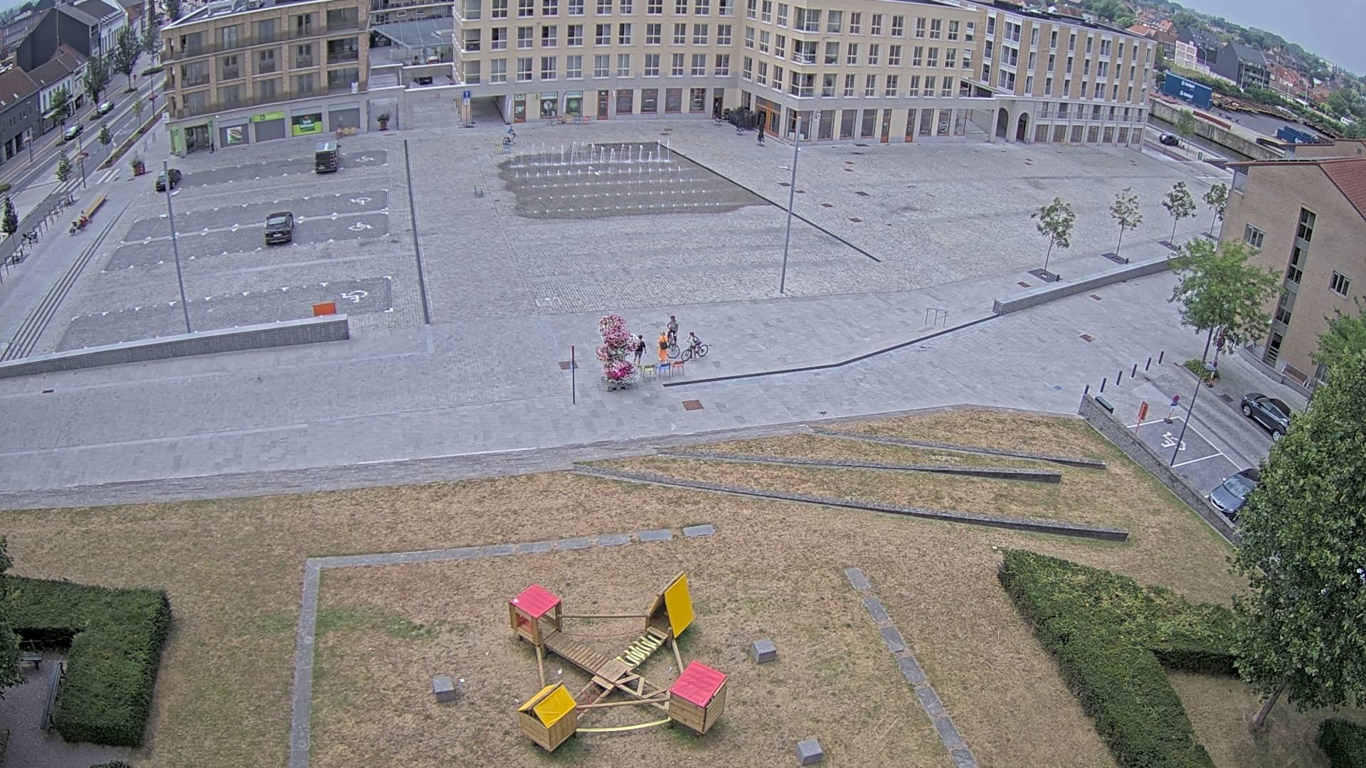 Webcam beeld
